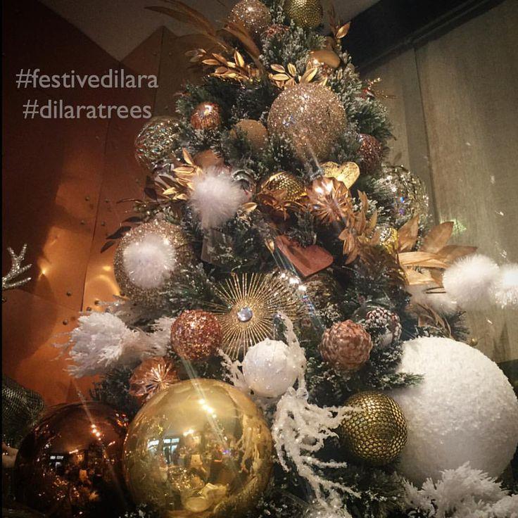 D'lara Chocolate & Events — It's Festive Times  Yeni yıl süslemeleri...