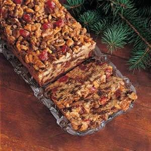 Christmas Special Fruitcake Recipe - My daddy loved fruit cake.  He would have loved this one.  Not all that citron fruit.  I'd add some golden raisins and omit the cherries....try it...