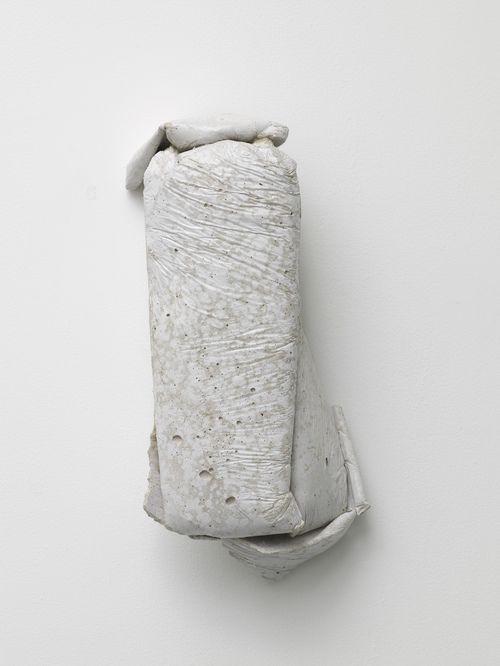 nhnhnh (Working Title) 2014 Concrete, glue 32 x 16 x 10 cm / 12.5 x 6.2 x 3.9 in michael Dean