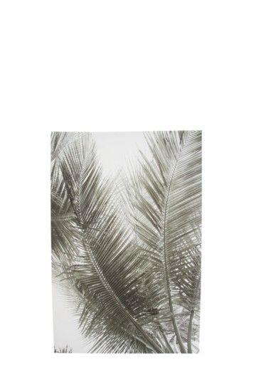 Palm Leaves 60x90cm Wall Art MR PRICE HOME
