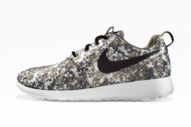 Nike Sportswear 2012 Spring/Summer Rosche Run.: Nike Rosch, Nike Sportswear, Roshe Run, Nike Roshe, Spring Summer, Nike Shoes, Camo Nike, Sneakers, Sportswear 2012
