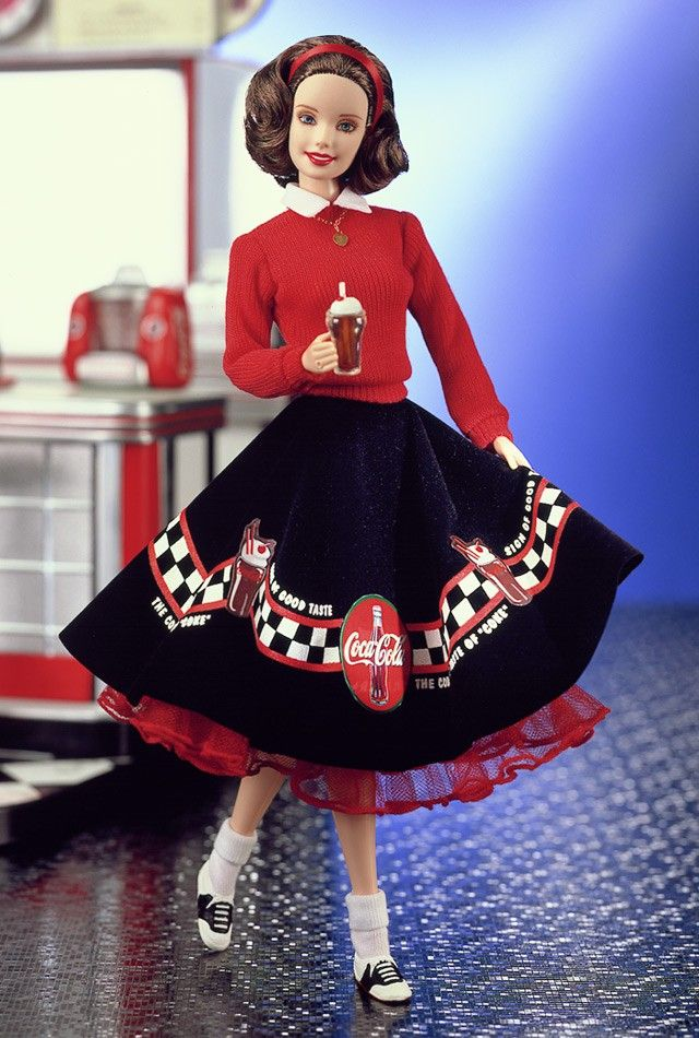 Coca-Cola® Barbie® Doll (Sweetheart) | Barbie Collector