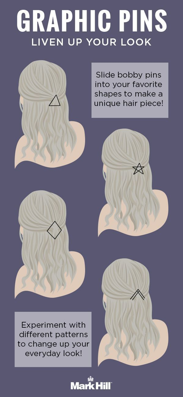 14 Bobby Pin Hairstyle Hacks That Don't Make You Look Like A Schoolgirl