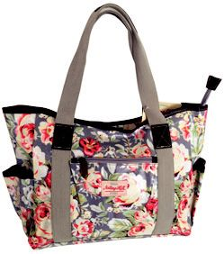 Notting Hill Large Canvas Handle Handbag @ R376.00 Weight: 0.70kg Dimensions: 34 x 17 x 31cm   Buy Now: https://www.luggageladies.com/index.php?route=product/product&product_id=284  Features: Twin Carry Handle, Main Compartment, Adjustable Shoulder Sling, Printed Canvas Material, Side Pockets, Front Zip Pockets, Branded Zip Pullers  Available Designs: Black Floral, Light Floral, Grey Floral  #LuggageLadies #MothersDay #ValueForMoney #Fashion