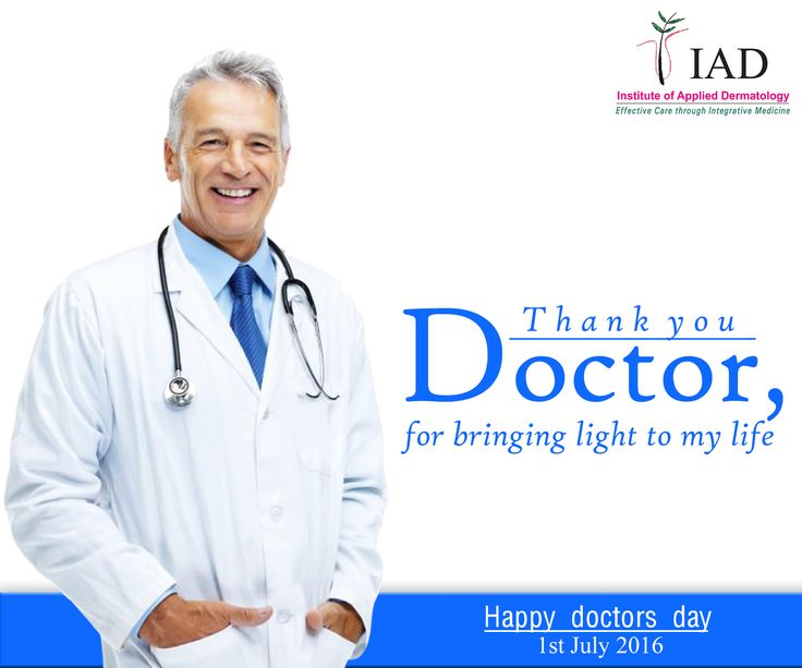 We thank you from the bottom of our heart #doctorsday #happydoctorsday