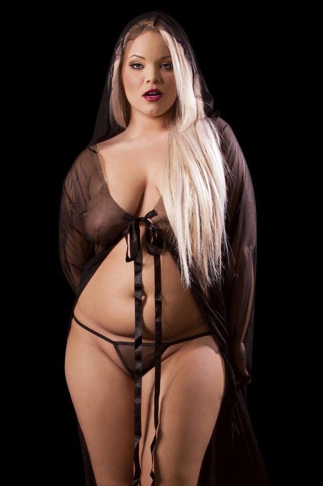 Gothic Nude Bbw 119