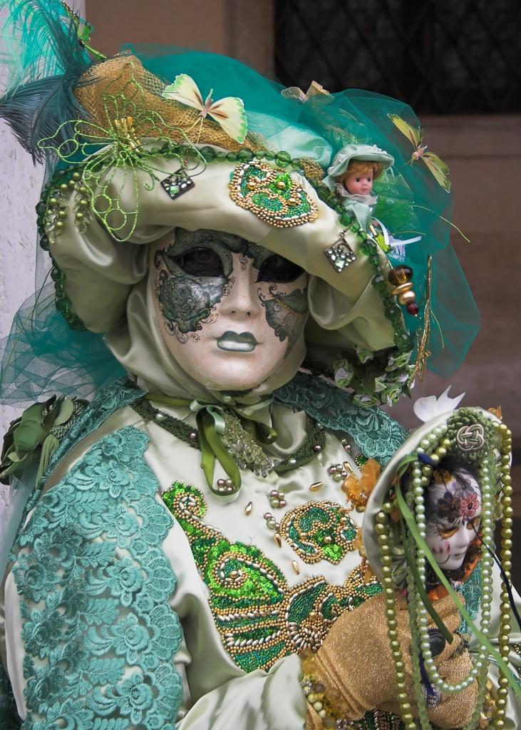 Venice carnival #jewellery #murano #venice