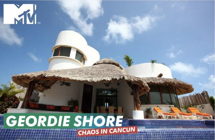 Check out the new Geordie Shore house! Intrigued? See more now...http://www.mtv.co.uk/shows/geordie-shore/gallery/354106-geordie-shore-season-3-cancun-villa