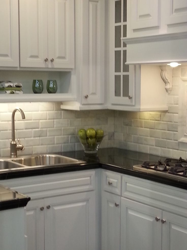 Love this from The Tile Store Kitchen backsplash designs