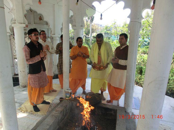 Navagraha Shanti Yagya (Havan or Homam)