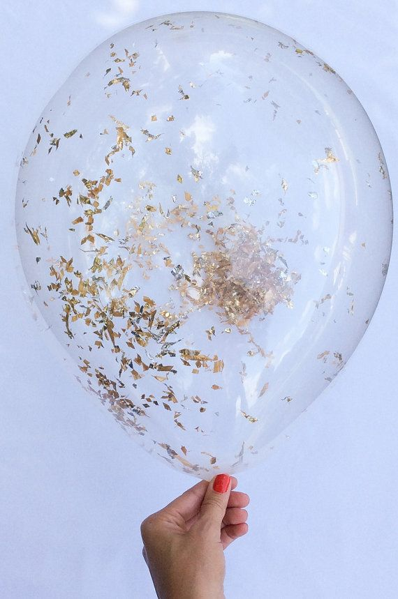 Hey, I found this really awesome Etsy listing at https://www.etsy.com/listing/205535316/gold-confetti-balloons-set-of-3-confetti