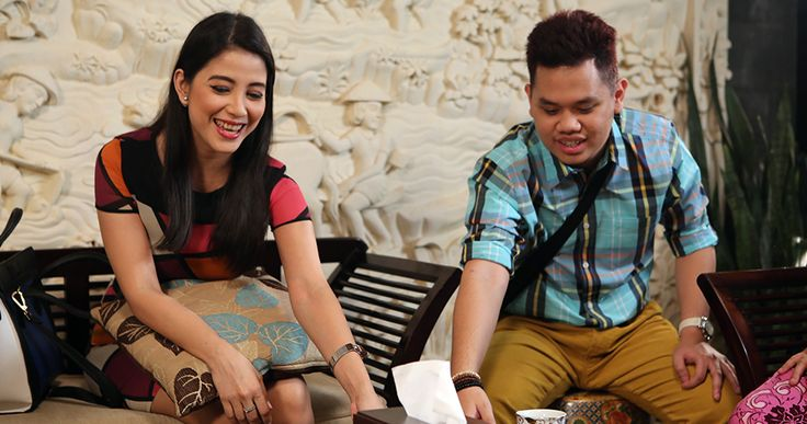 Shinta (Wina Marrino) dan Anto (Arief Wibowo)