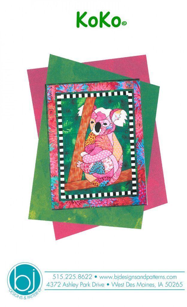 Halloween 50265 2020 KoKo in 2020 | Machine applique, Quilts, Wall hanging