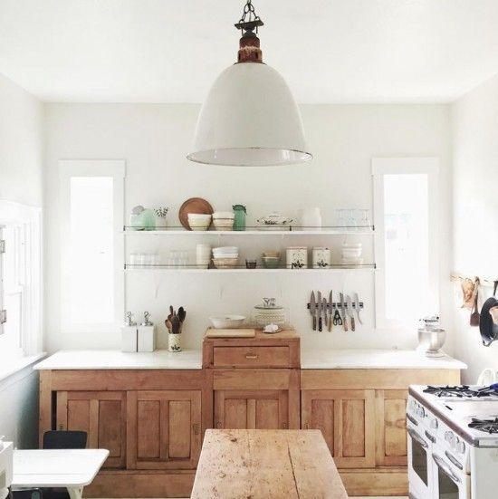Cottage Kitchen Angeles: Best 25+ Wooden Kitchen Cabinets Ideas On Pinterest