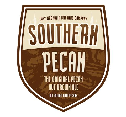 Lazy Magnolia'a Flagship Beer - Southern Pecan #lazymagnolia