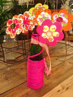 Tuto DIY, Conseils techniques pour réaliser un Bouquet Fleurs Boutons