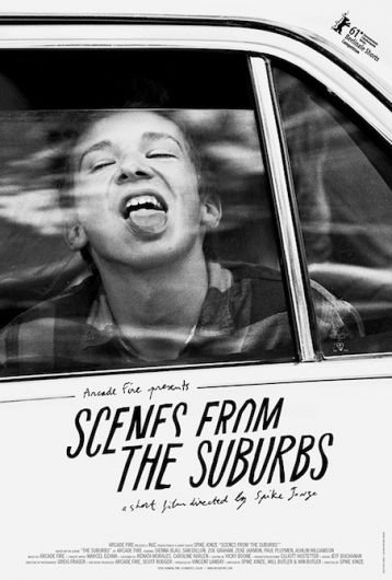 Arcade Fire | Scenes From The Suburbs | a short film directed by Spike Jonze