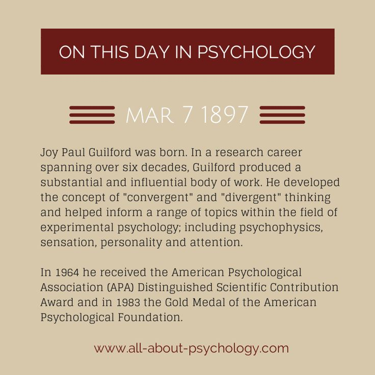topics for experimental psychology research