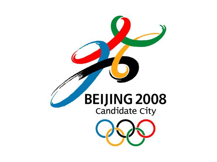 Olympic logo // Beijing 2008