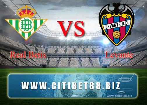 Prediksi Real Betis vs Levante 26 September 2017