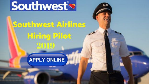 Southwest Airlines Careers For Pilot Or First Officer With Apply Online Airline Jobs Apply Online Southwest Airlines