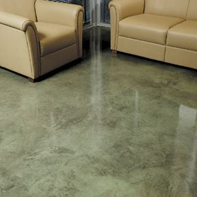 stained concrete living room best 25 water based concrete stain ideas on 15080