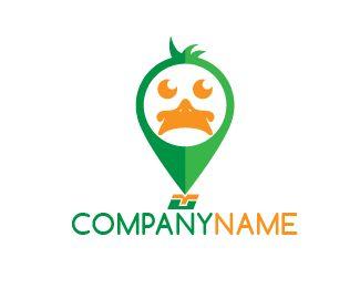 LOGO DUCKMAPS Logo design - this logo for map company Price $95.00