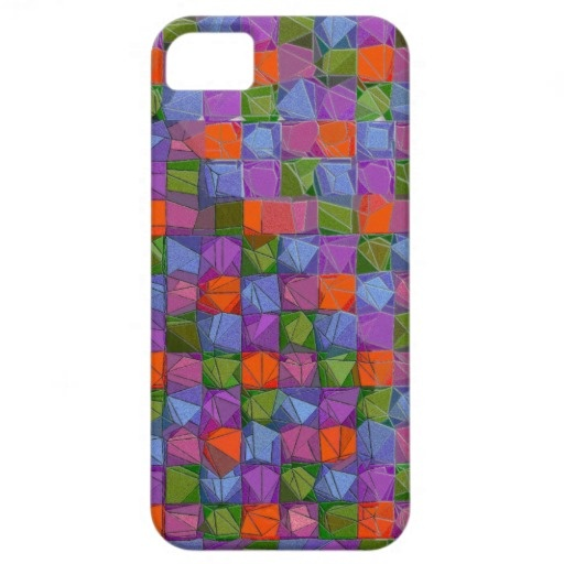 Graphic design iPhone 5 case