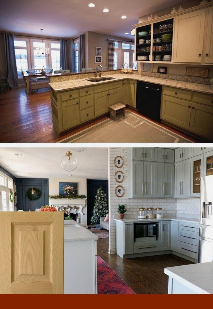 Before And After Kitchen Renovations Australia Kitchenremodeling