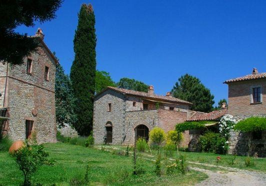 ::. Agriturismi - Agriturismo Borgo Santa Maria - Lago Trasimeno ::.