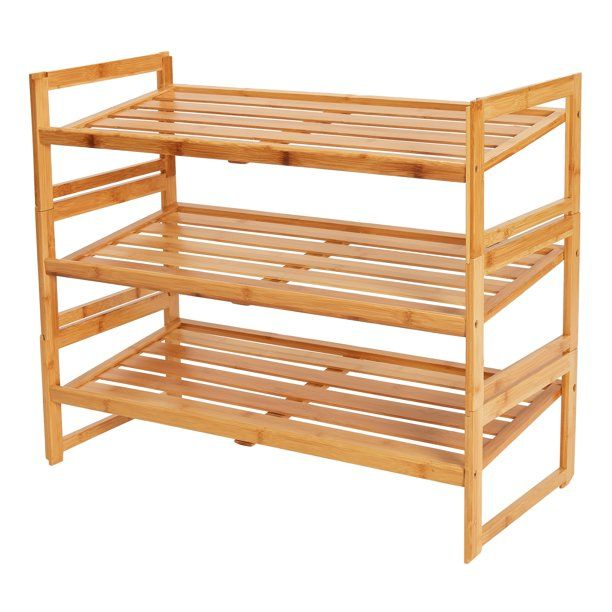 fe82dc7fb2e19163cab2a8ad3c0410f3 - Better Homes And Gardens Stackable Shoe Rack