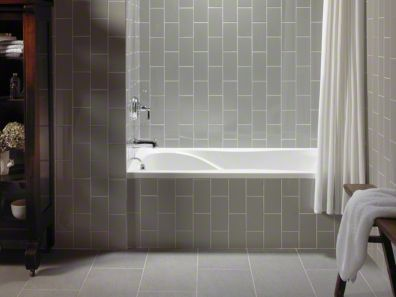 89 Best Images About Bathroom Tile Ideas On Pinterest