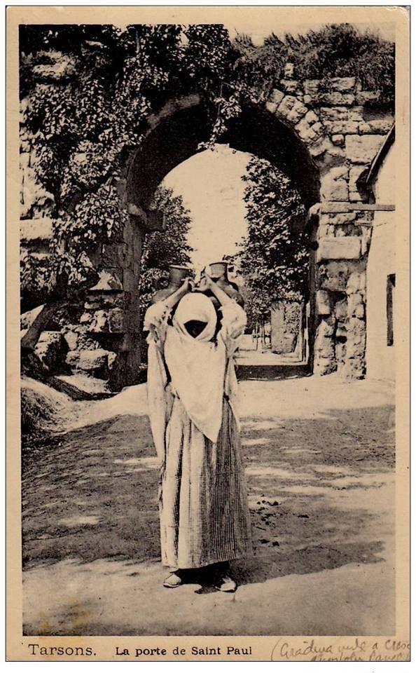 #Mersin  #Tarsus  (Kleopatra) Saint Paul kapısı editör.H.Ghazarian