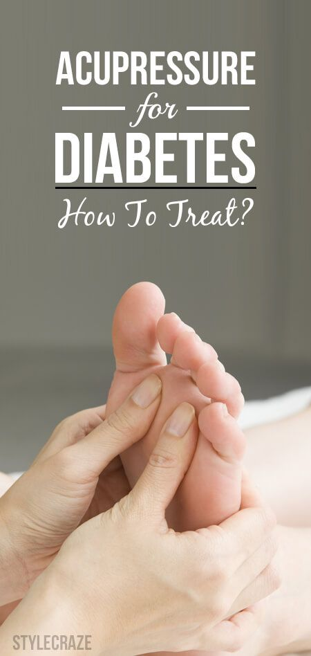 There is no doubt that diabetes is a dangerous disease. Acupressure is an effective method to treat it. Know how to find acupressure points for diabetes here