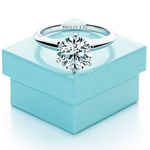 If my future husband is reading this...this is exactly what I want. Or at least something similar. Just one diamond on a simple band. I don't want anything gaudy