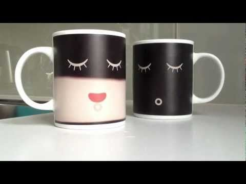 """See how the #1 most popular mug on HolyCool """"The Morning Mug"""" works in this vid. Where to buy: http://www.holycool.net/20-really-cool-coffee-mug-travel-mugs/"""