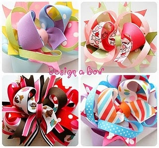 mommy crafts a lot: Hairbows, Ribbons Bows, Cute Bows, Crafts Ideas, Bows Tutorials, Diy Crafts, Mommy Crafts, Hair Bows, Hair Accessories