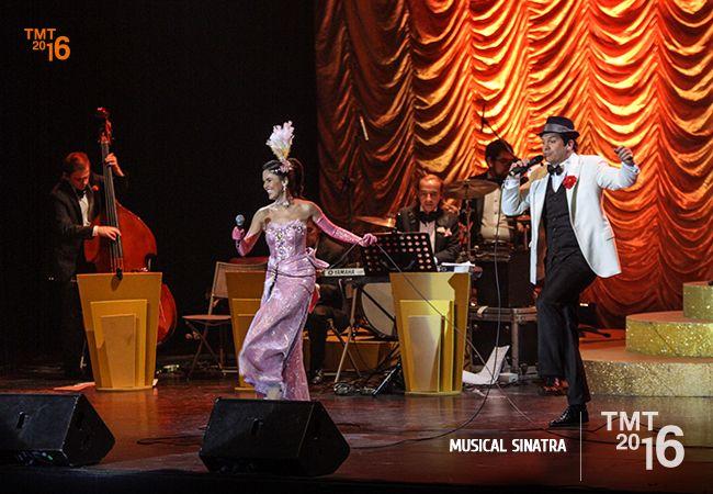 Sinatra, Teatro Municipal Temuco 2016