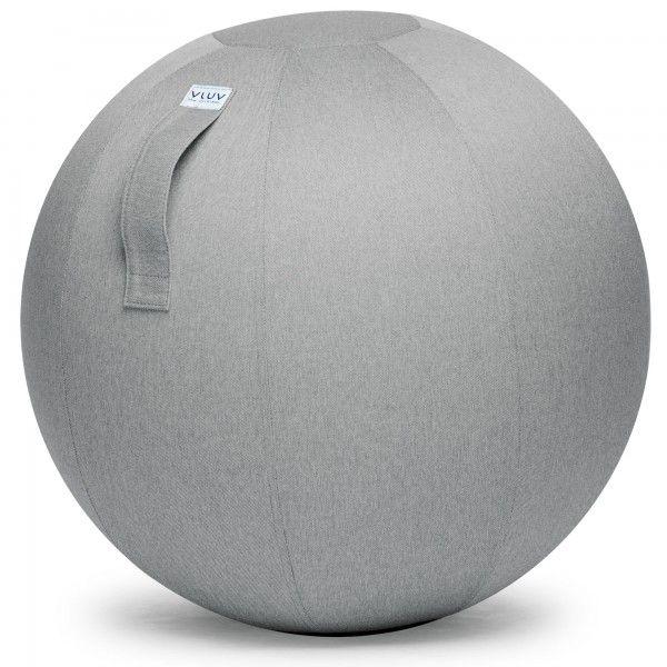 Sitzball LEIV silver