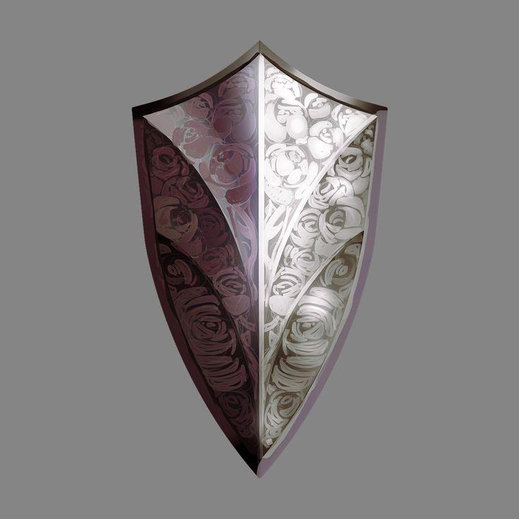 Rosebud / Dark Souls 2′s Shield Design Contest