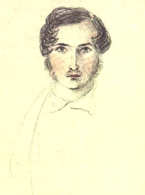 prince albert by queen victoria, You can see how much she loved him in how she drew him.