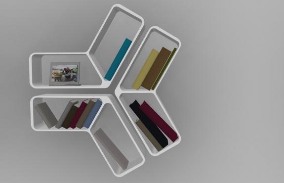 Kendi kitaplığını kendin tasarla!