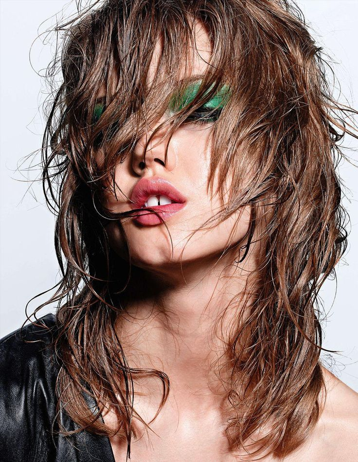 Lindsey Wixson by Richard Burbridge; Interview Germany September 2014.