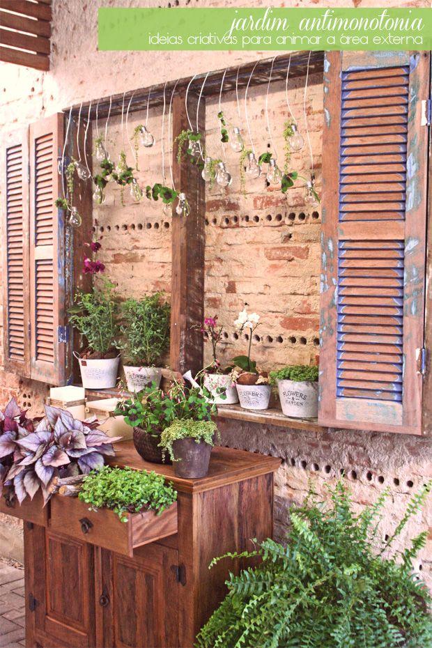 creative garden #garden #decor