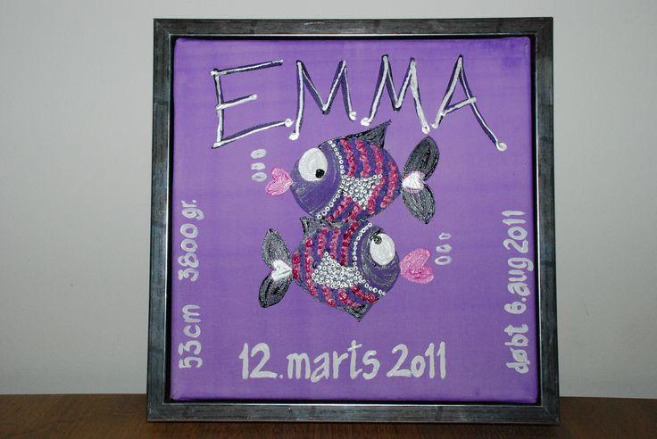 Emma 30x30cm