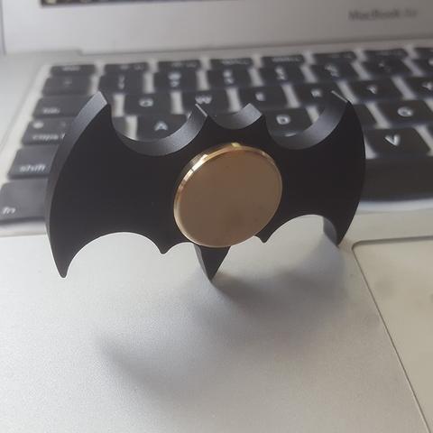 Batman Metal Alloy Fidget Spinner    #batman #fidgetspinner #toys