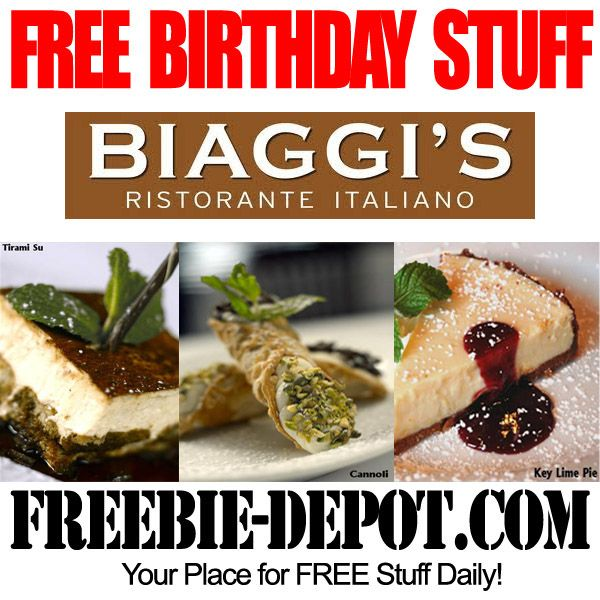 78 Best Images About Birthday Freebies!!! On Pinterest