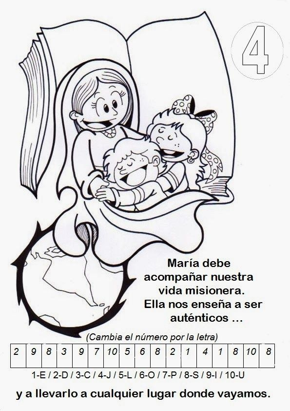 30 best Misioneros - Mes vocacional images on Pinterest | Childhood ...