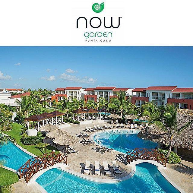 Introducing #NowGarden #PuntaCana! Situated alongside #
