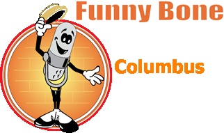 Columbus Funny Bone!! One of my favorite Comedy Clubs!! Can't wait to see Pauly Shore soon!!